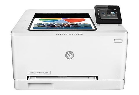 HP LJ Pro M252N Colour Printer, SFP, 18PPM, 18PPM, Network