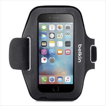 BELKIN SPORT FIT ARMBAND BLACKFOR IPHONE 6, 1YR WTY