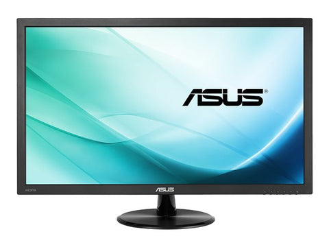 "ASUS VP278H 27""(16:9) WLED 1920x1080, 1MS, 80M:1, HDMIx2, D-SUB, SPKR, 3YR"