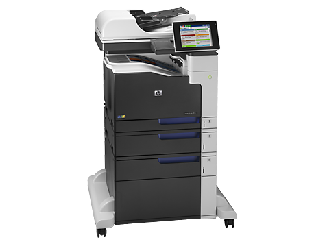 HP LJ 700 M775F COLOUR MFP, 30PPM A4, 15PPM A3, NETWORK, DUPLEX, TRAY, CABINET, 1YR