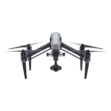 DJI Inspire 2 (without camera/gimbal)