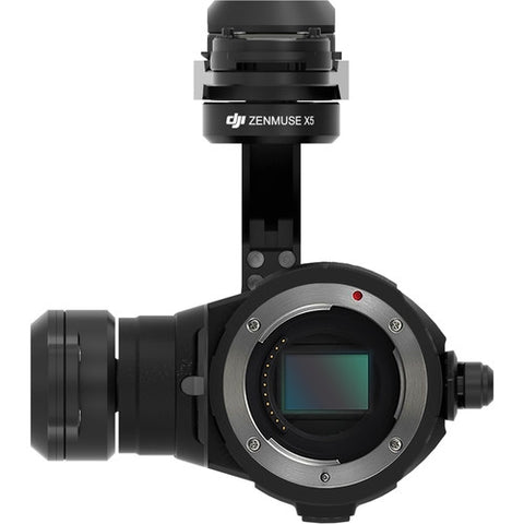 Zenmuse X5 Gimbal and Camera without Lens