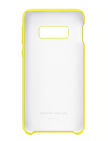 Galaxy S10E Silicone Cover - Yellow