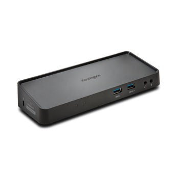 KENSINGTON DOCKSD3650 USB 3.0 DOCKING STATION, DISPLAYPORT, HDMI, GbE(1)