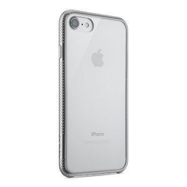 BELKIN AIRPROTECT SHEERFORCE CASE FOR IPHONE 7 - SILVER,2YR WTY