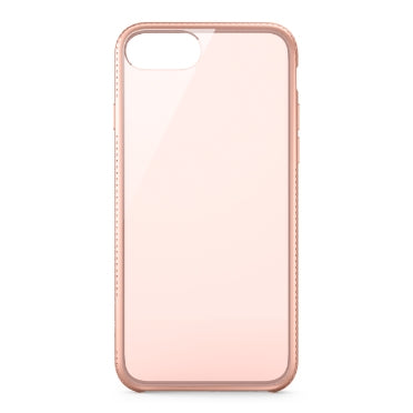 BELKIN AIRPROTECT SHEERFORCE CASE FOR IPHONE 7 - ROSE GOLD,2YR WTY