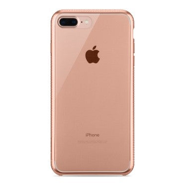 BELKIN AIRPROTECT SHEERFORCE CASE FOR IPHONE 7 PLUS - ROSE GOLD,2YR WTY