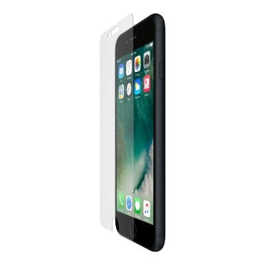 BELKIN SCREENFORCE INVISIGLASSULTRA SCREEN PROTECTOR FOR IPHONE 8/7/6S/6, 2 YR WTY