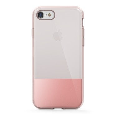 BELKIN SHEERFORCE PROTECTIVE CASE FOR IPHONE 8/7, ROSE GOLD, 2 YR WTY