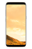 Galaxy S8 Maple Gold