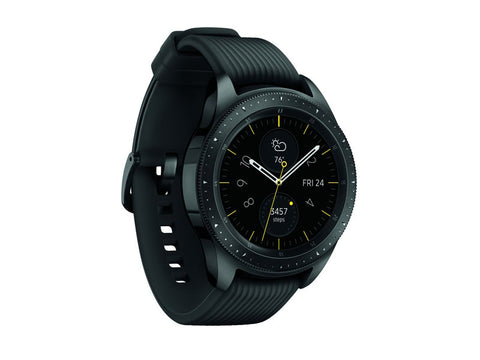 Galaxy Watch - LTE (Embedd SIM) - 42mm Watch Face - 22mm Band - Midnight Black