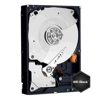 "WD BLACK INTERNAL 3.5"" DESKTOP SATA DRIVE, 4TB, 6GB/S, 7200RPM, 5YR"