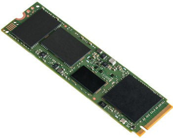INTEL 600p Series SSD, M.2 80MM PCIE 3.0 X4, 512GB