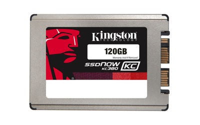 Kingston SKC380S3, 120GB SSDNow KC380