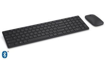 MICROSOFT BLUETOOTH DESIGNER DESKTOP MOUSE & KEYBOARD - RETAIL BOX (BLACK)