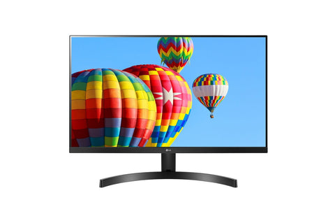 "LG MP89HM 27""(16:9) IPS LED (SLIM BEZEL), 1920x1080, 5MS, VGA, HDMI(2), VESA, SPKR, 3YR"