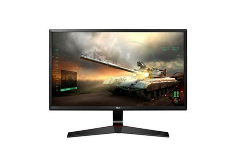 "LG MP59G 23.6""(16:9) IPS LED (SLIM BEZEL), 1920X1080, 5MS, DSUB, HDMI, D/PORT, sRGB-99,3YR"
