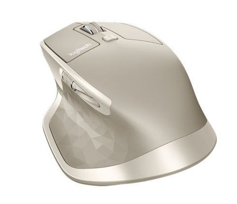 LOGITECH MX MASTER WIRELESS MOUSE STONE - 1YR WTY