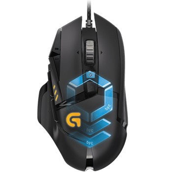 COOLERMASTER MASTERMOUSE CM110 RGB MOUSE