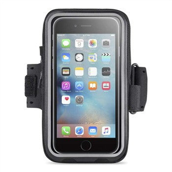Belkin Storage Plus ARMBAND Large for Iphone 6 Plus/6S Plus- Black