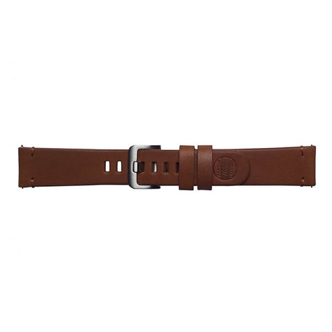 Galaxy Watch 46mm - 3 Pack Leather Straps - 22mm band