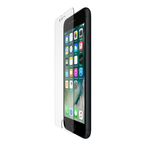 BELKIN SCREENFORCE TEMPERED GLASS SCREEN PROTECTOR FOR IPHONE 8/7 PLUS, 2YR WTY