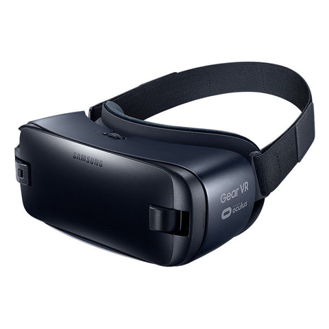 Gear VR - Black - C-Type w Micro USB adaptor - Note 5, S6/S6Edge/S6Edge+, S7/S7Edge