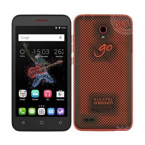 Alcatel Go Play Black | Red