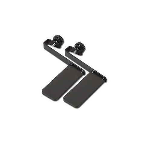 APC (AR8177BLK) 750MM WIDE PARTITION BRACKETS