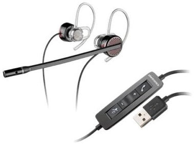 BUNDLE PLANTRONICS CS540 CONV ERTIBLE DECT HEADSET & EHS CABLE  APV-63