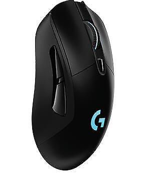 LOGITECH G703 LIGHTSPEED WIRELESS GAMING MOUSE - 2YR WTY - POWERLESS CHARGING (POWERPLAY)