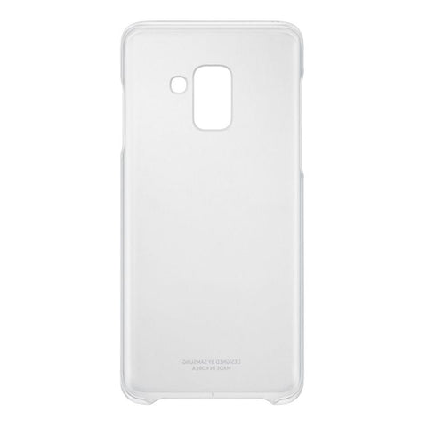Galaxy A8 Clear Back Cover