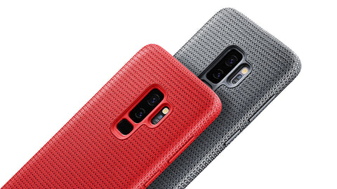 Galaxy S9+ Hyper Knit Cover