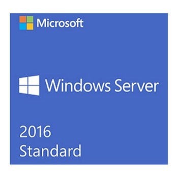 Microsoft RETAIL WINDOWS SERVER 2016 STANDARD (16 Core) + 5 CLT - RETAIL BOX