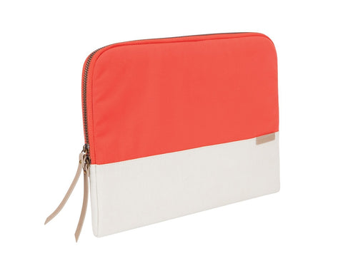 "STM GRACE SLEEVE FITS UP TO 11""  - CORAL/DOVE"