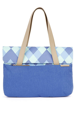 "STM GRACE DELUXE SLEEVE 13"" - BLUE DIAMONDS"