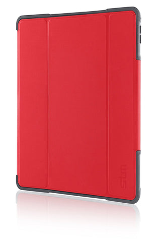 "STM DUX PLUS (IPAD PRO 12.9"") AP - RED"