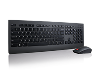 LENOVO PROFESSIONAL WIRELESS  KEYBOARD AND MOUSE COMBO - US ENGLISH (REPLACES 0A34032)