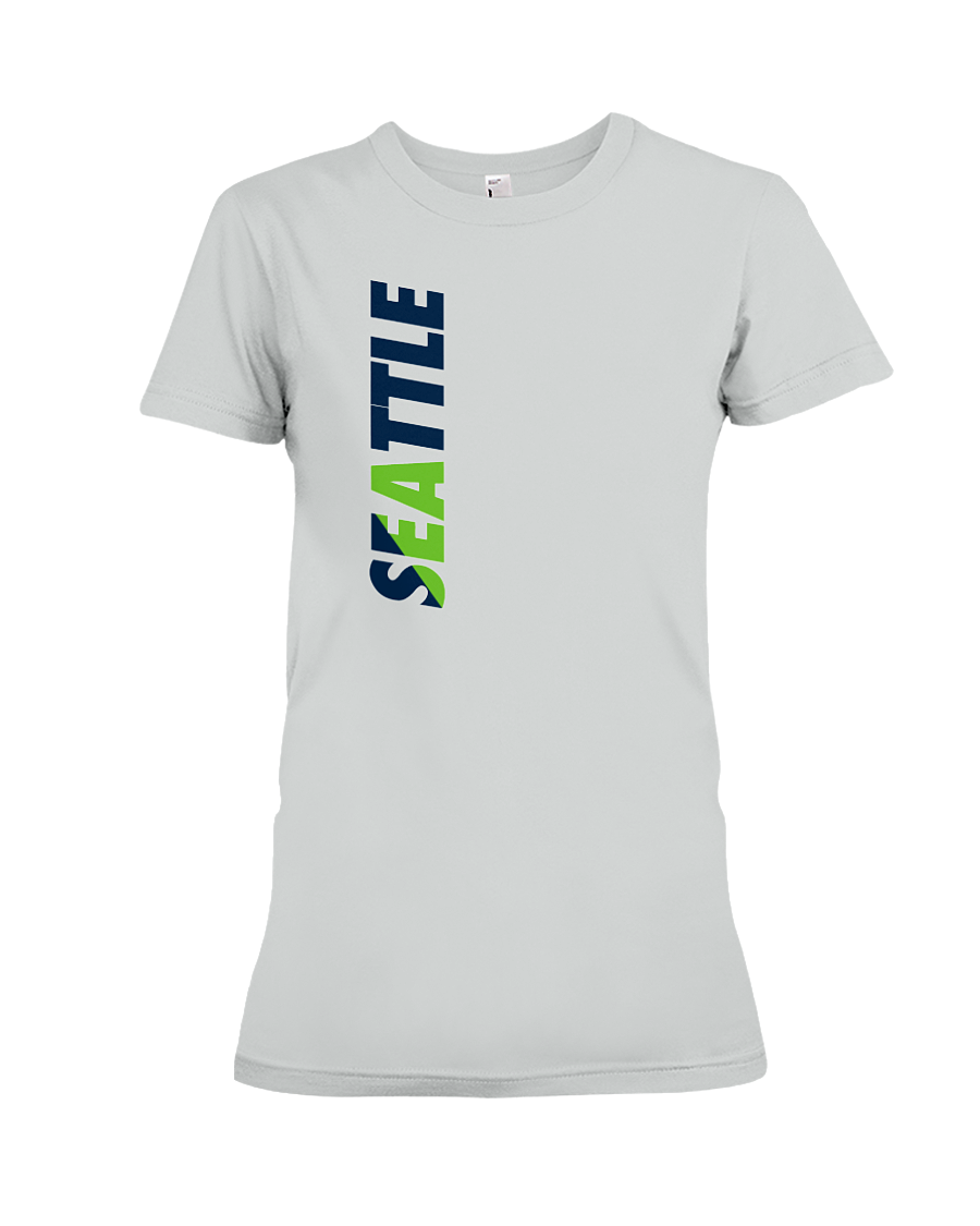 04db2d07742 Seattle Womens Tee - Emerald Empire Clothing