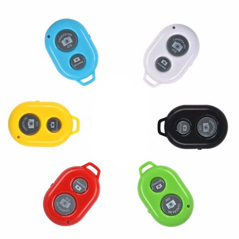 Bluetooth Camera Remote Shutter for iOS and Android