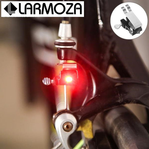 Bicycle Safety Brake Light