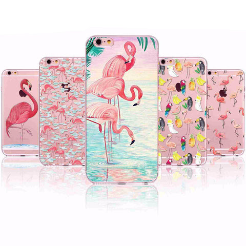 Flamingo iPhone Case For All iPhone Models