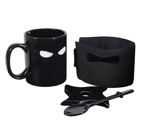 Fierce Eyes Ninja Cup