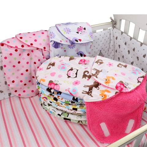 Infant Blanket Type Swaddle Owl Sleeping Bag