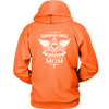 Mom The Guardian Angel Hoodie FREE SHIPPING
