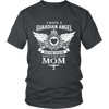 Mom The Guardian Angel Unisex T-Shirt 7 Colors