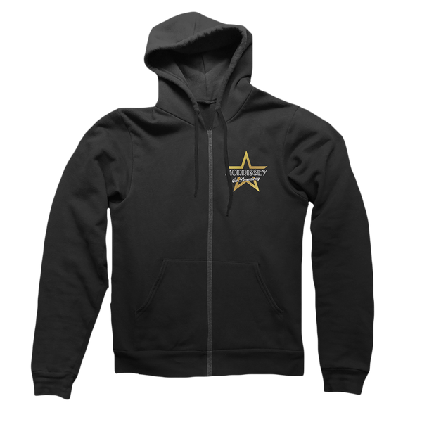 Broadway Star Zip-Up Hoodie