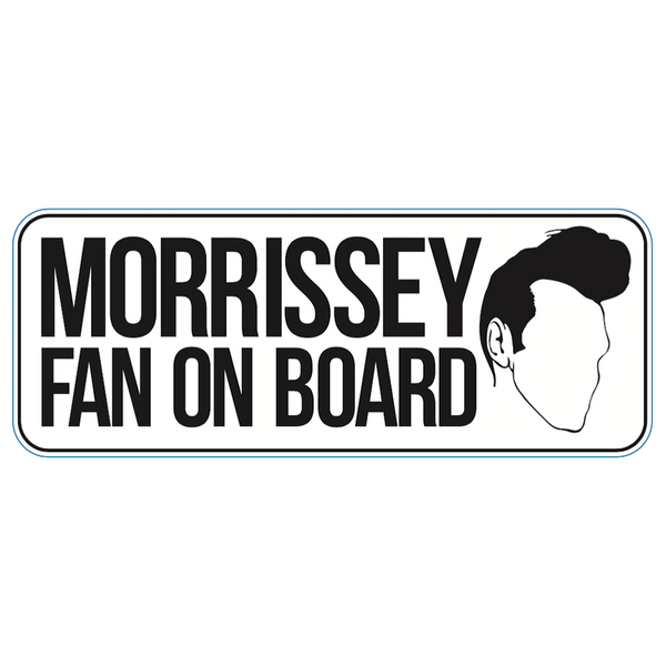 Moz Fan on Board Decal