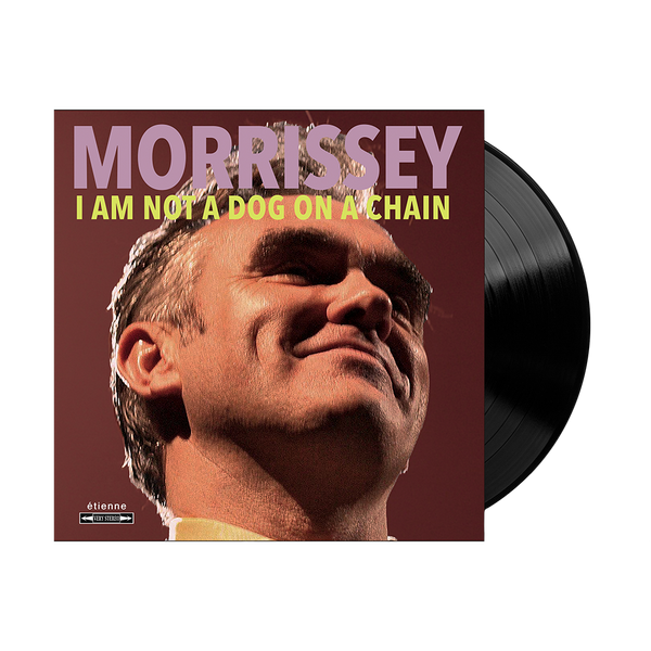 I Am Not a Dog on a Chain Vinyl [Pre Order]