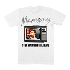 Stop Watching the News Tee